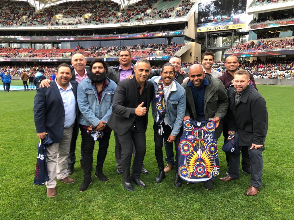 Adelaide Crows's photo on #weflyasone