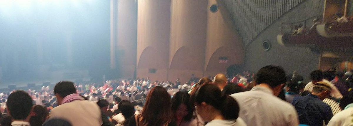 アンジュルム千葉コンサートが地震で中断