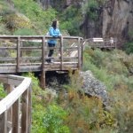 Image for the Tweet beginning: Pasarelas del Río Mao!!! #geocaching