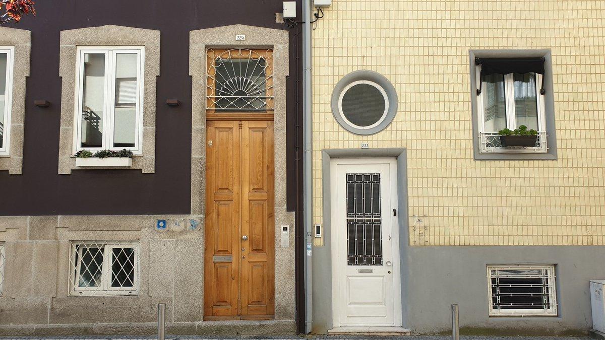Alter, was für ein Riese muss da links wohnen #Porto #ExpeditionEU