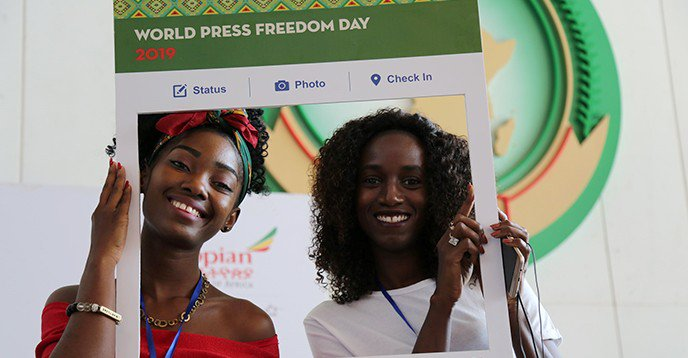 "#DYK at the last #WorldPressFreedomDay, @UNESCO and other participants to the event adopted the Addis Ababa Declaration ""Journalism and Elections in Times of Disinformation""  Something to reflect upon during #EUelections2019  ℹ️ http://bit.ly/JournalismElections …  #ThisTimeImVoting"