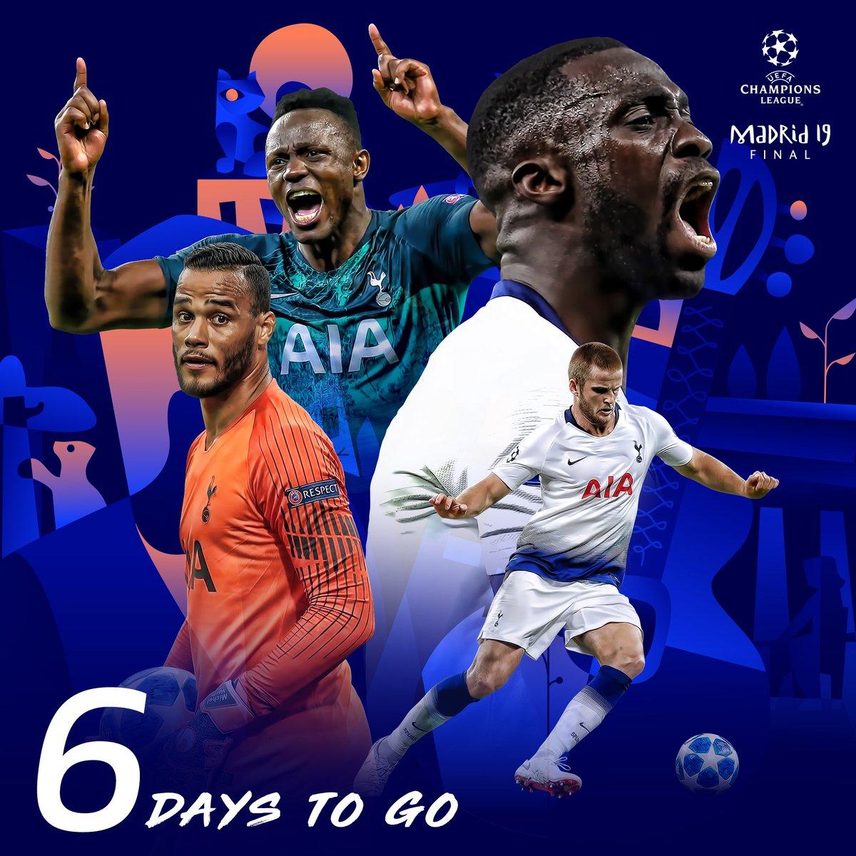 fdd0455fa Tottenham Hotspur ( SpursOfficial)
