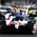Getting my first taste of the TS050 in Le Mans tomorrow 😀  @Toyota_Hybrid