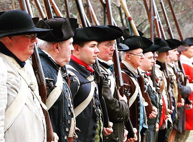 Come join our ranks as we fight the red coats at the battle of Newberryport next weekend 6/8-6/9! #soldiers #massachusetts #reenactment #newengland #revolutionarywar https://t.co/K7GxXa0jPf