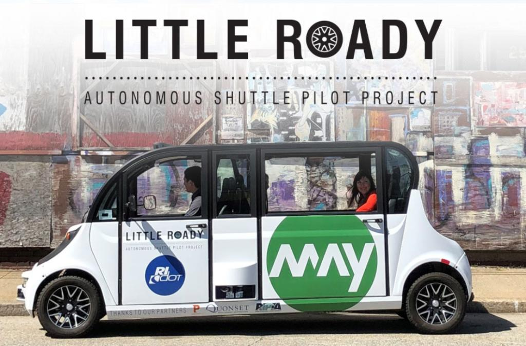 "New on the MOD Learning Center: Read about the @RIDOTNews's #autonomous shuttle pilot program with @May_Mobility. The ""Little Roady Shuttle"" offers free shuttle service daily in Providence.https://learn.sharedusemobilitycenter.org/overview/ridot-launches-autonomous-electric-vehicle-pilot-program-with-may-mobility-little-roady-shuttle-providence-ri-2019/ …"