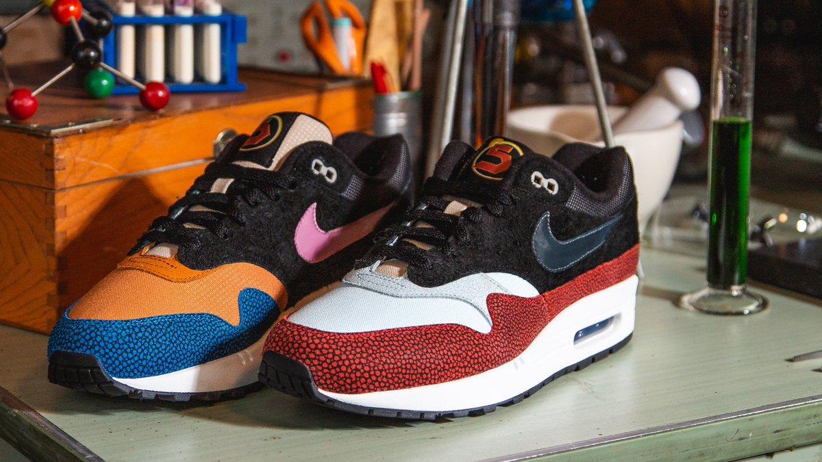 Sizes 7.5-10 via Foot Locker Nike Air