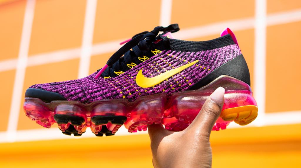 6082ddf675 this shoe brightened up our day we hope it brightens yours the wmns nike  air vapormax