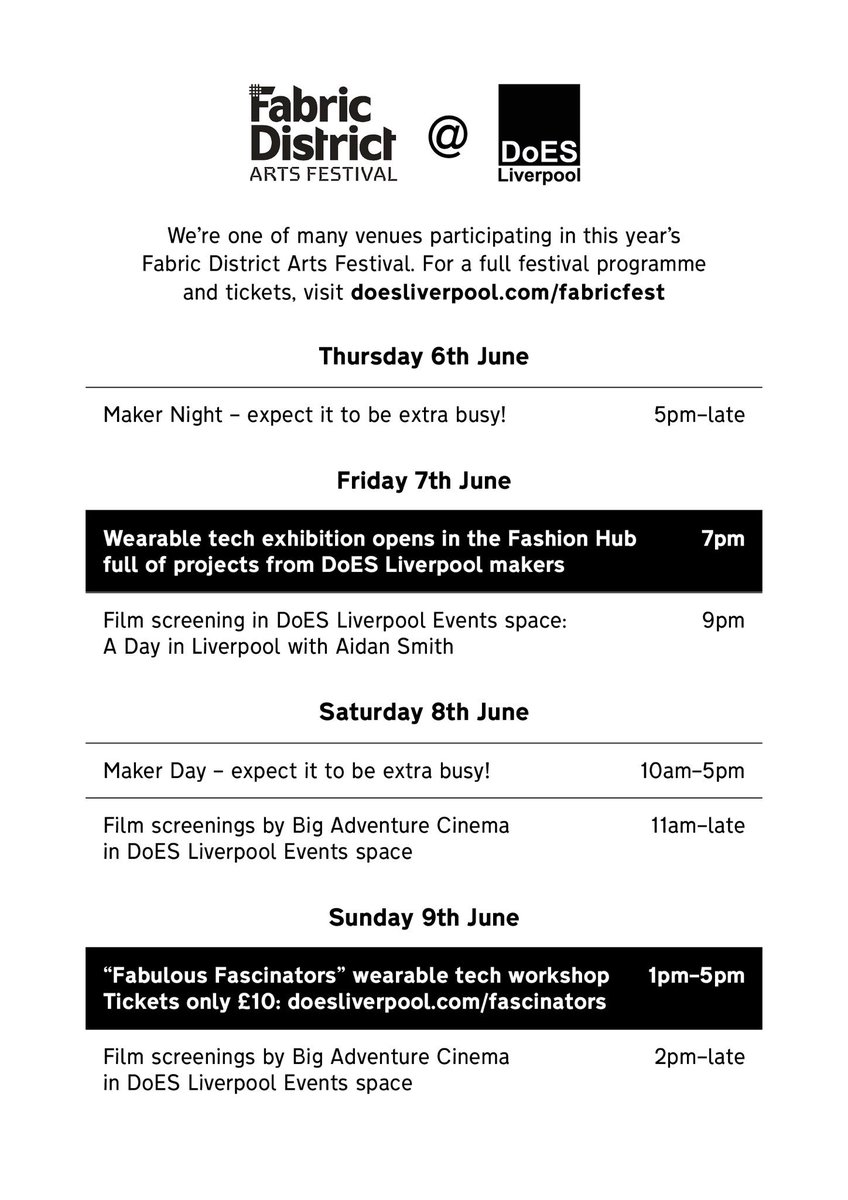 weeknotes, Author at DoES Liverpool | Page 2 of 33