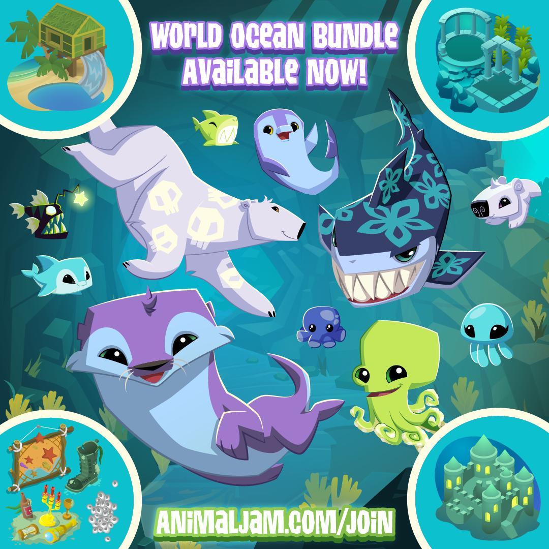 ✨ Animal jam membership bundle codes | NEW ANIMAL JAM ARTIST BUNDLE