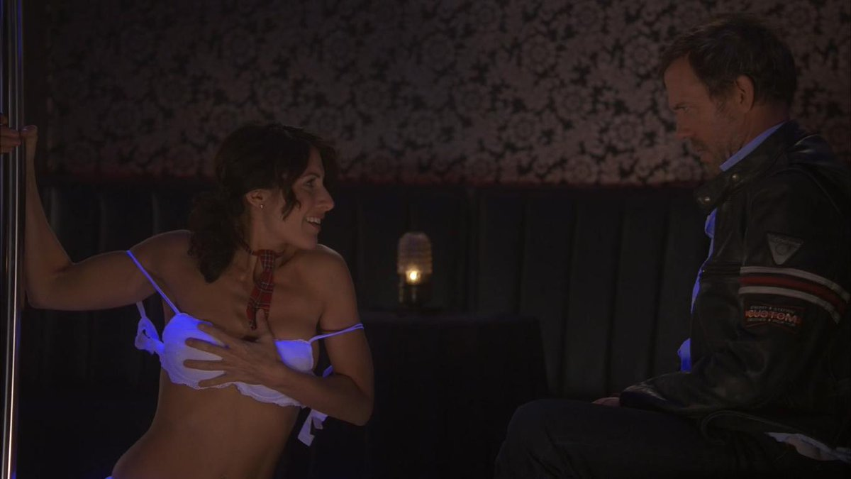 Lisa edelstein gets naked for peta the forward
