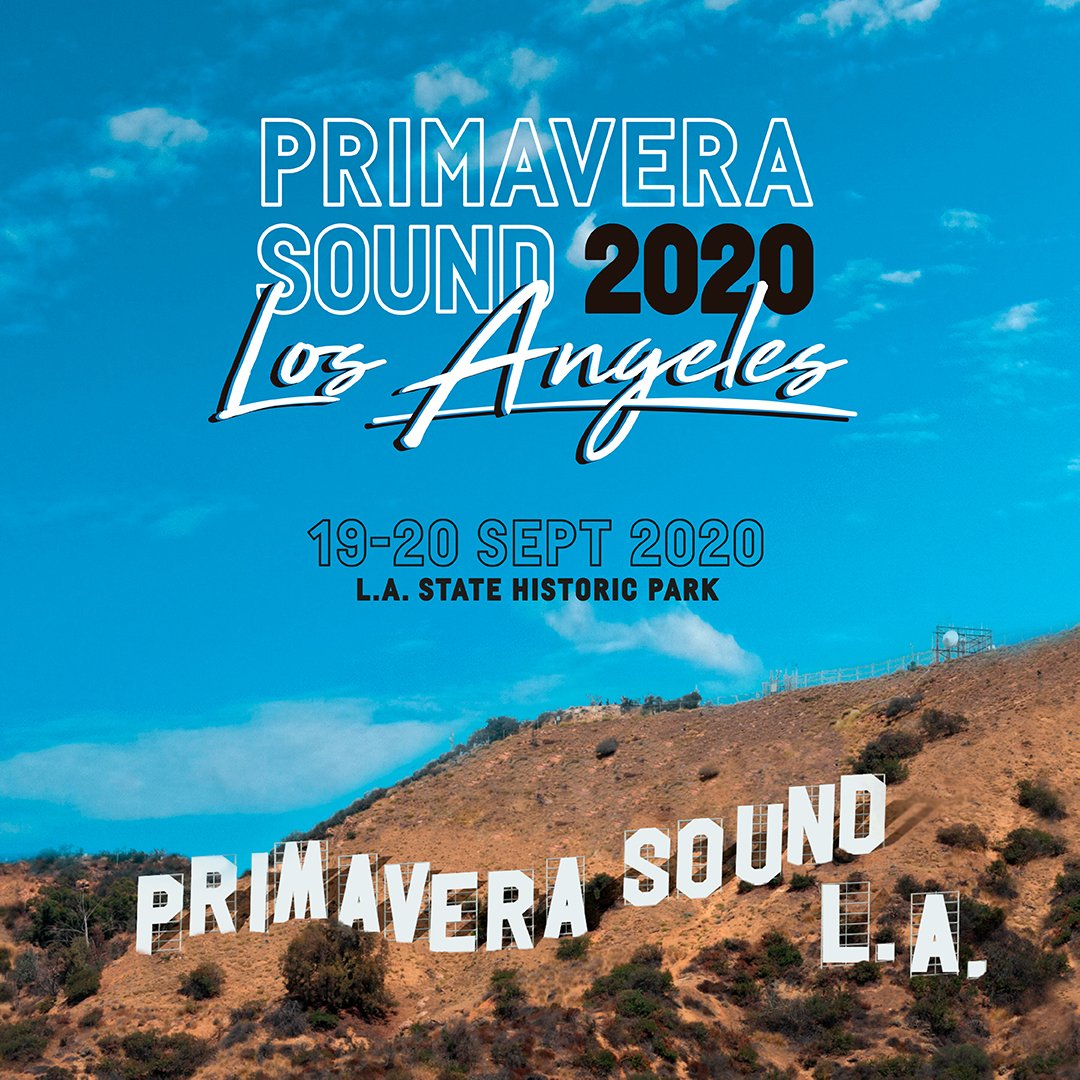 Primavera Sound Los Angeles 2020