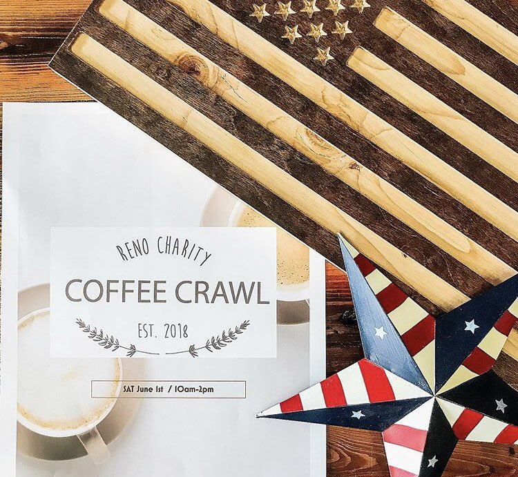 Come hang out with us today for the Reno Coffee Crawl and try a tasting of our Apple Pie Chai! #coffeecrawl #eddyhouse #coffeeordie #chai #aplepaichai #americascoffee #localfavorite