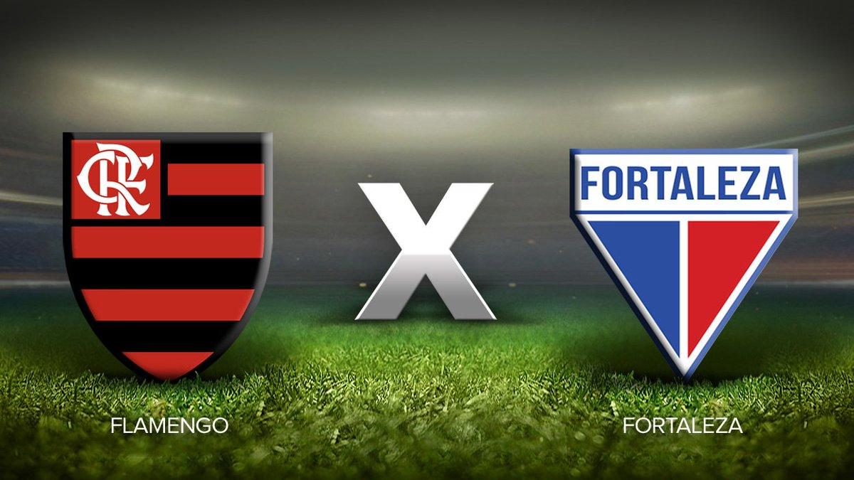 Flamengo x Fortaleza: local, horário, escalação e transmissão