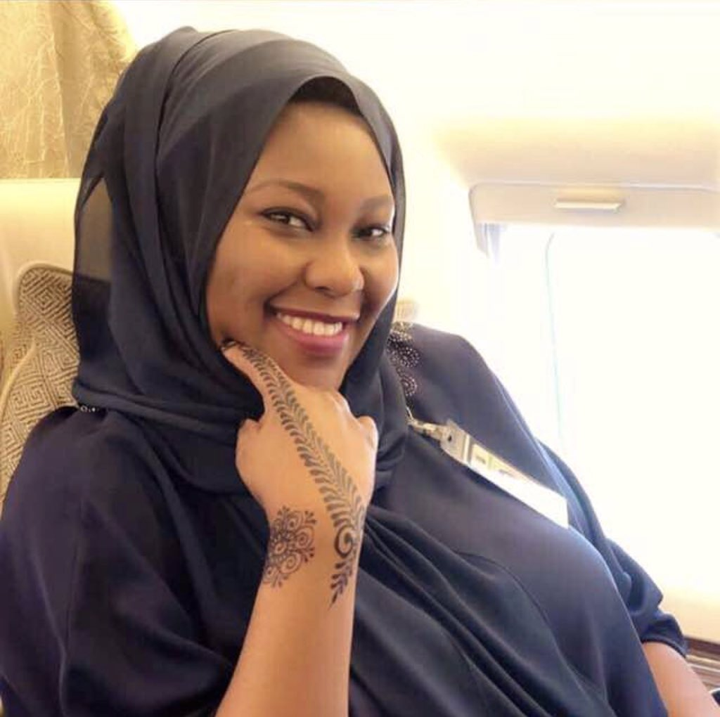 Congratulations to my darling @mareeyama on her reappointment as the Senior Special Assistant to Kaduna state Governor, Mallam Nasir @elrufai on New Media. Your sweetheart is proud of you