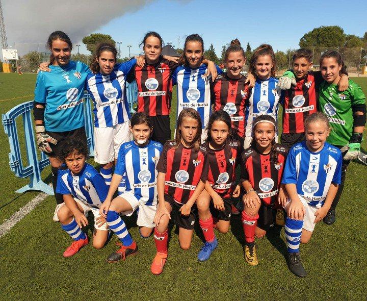 Segundo y cuarto puesto para nuestros equipos en el III Trofeo Clausura de Temporada San Bartolomé de la Torre.  ¡Enhorabuena, chicas!