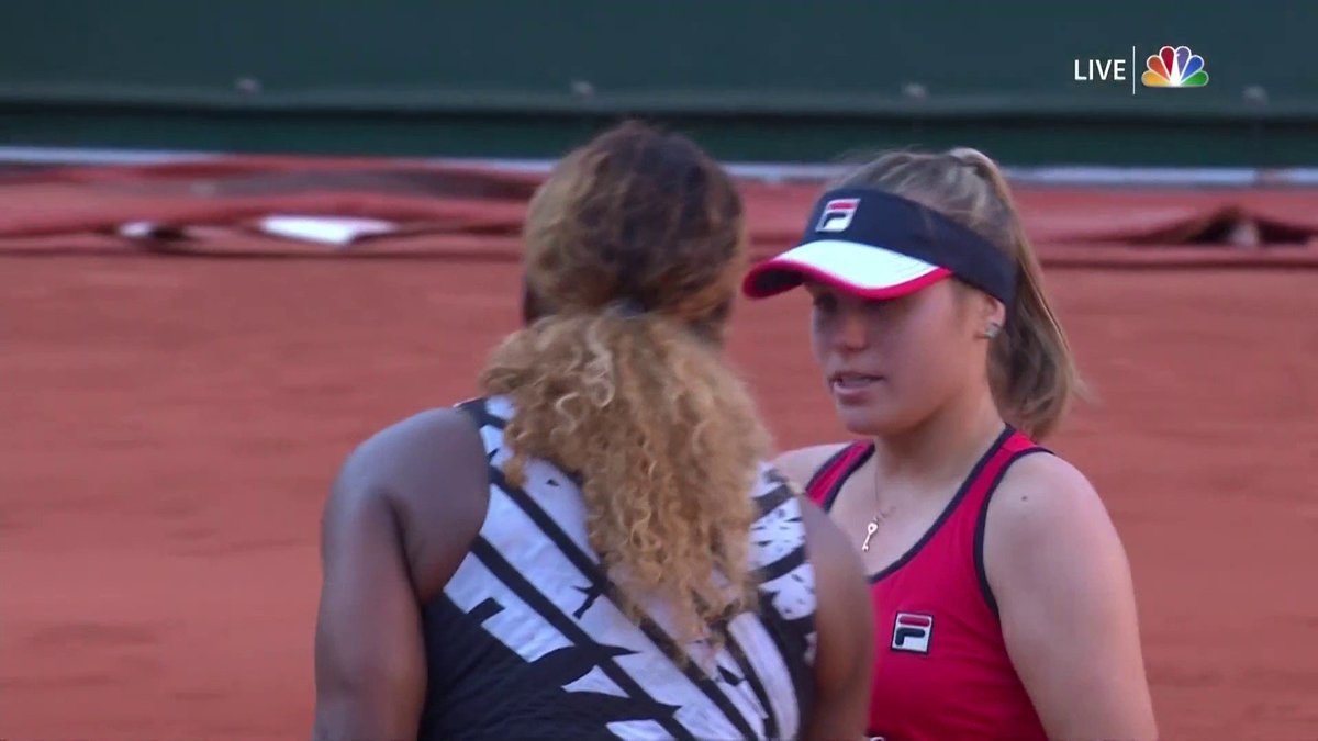 Meet 20-year-old Sofia Kenin, who upset Serena Williams at French Open