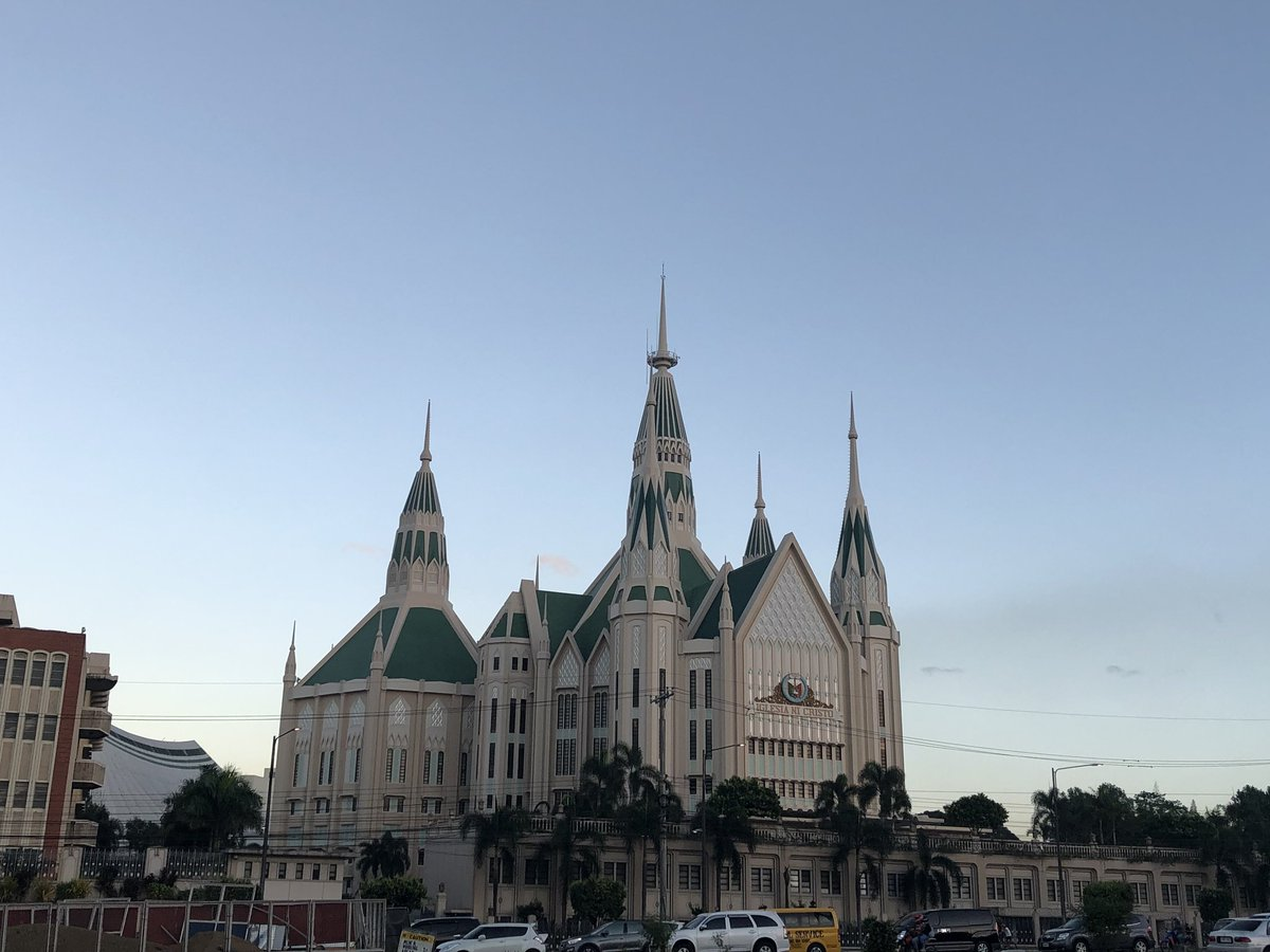 Rb Arevalo On Twitter Templo Central Iglesianicristo Inc Churchofchrist