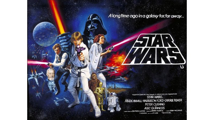 """""""Along time ago in a galaxy far, far away"""" - @StarWars was released on this date in 1977. By the end of the summer it would take in $100 million at the box office"""
