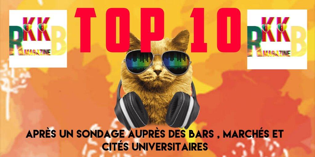 TOP 10 OF THE WEEK 10/ Amen - Mr LÉO 9/ Argent - Blanche Bailly 8/ La vie c tour - Nabila x Mink&#39;s 7/ Favor - Numerica x BAILLY 6/ Tamponnement - L Lion du Sud  TPMP - Blanche BAILLY  Ouleu - JOVI  Katane - LOCKO   Çà a cuit - KO-C   Anita - SALATIEL (3) <br>http://pic.twitter.com/dFaXose4yJ