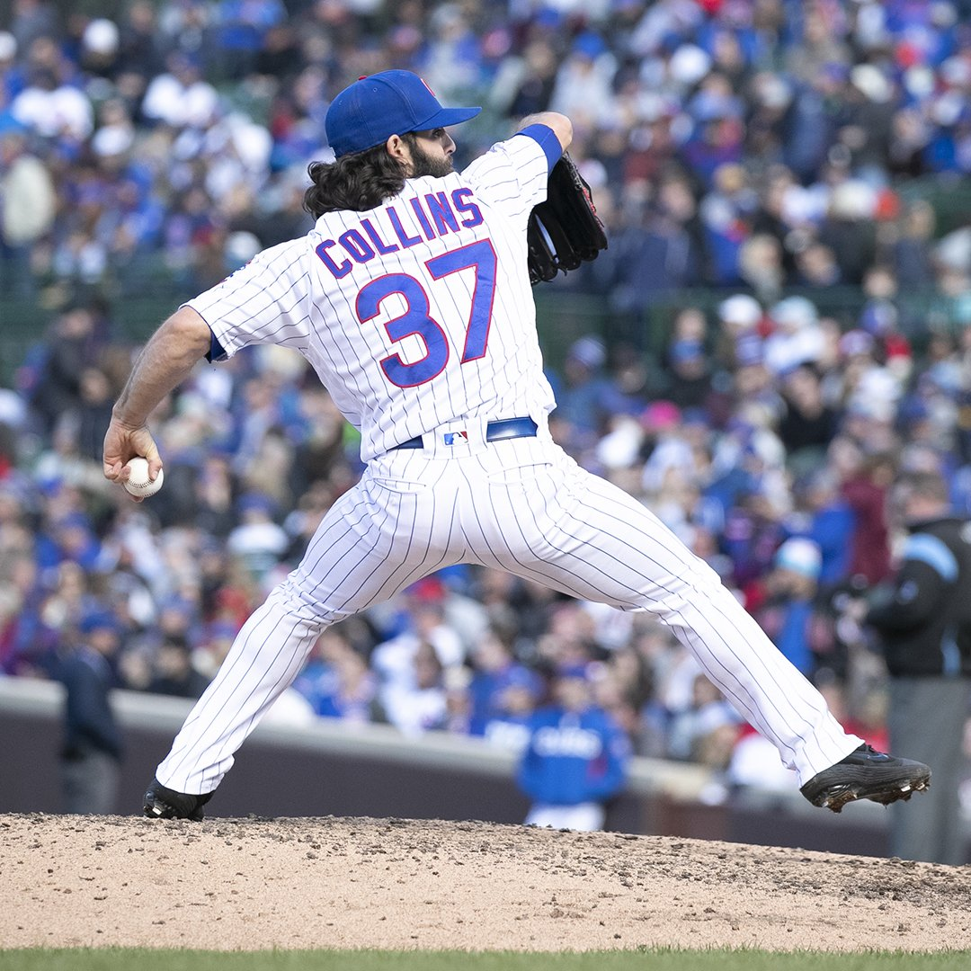 The #Cubs today recalled LHP Tim Collins and RHP Dillon Maples from @IowaCubs.   RHP James Norwood and OF Mark Zagunis were optioned to Triple-A following yesterday's game.