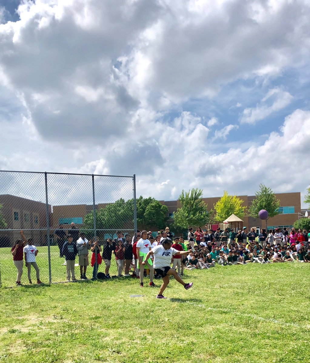 Closing out year 10 with a kickball game with my fellow @CBEBears against future Raiders and Vikings #RISDconnects