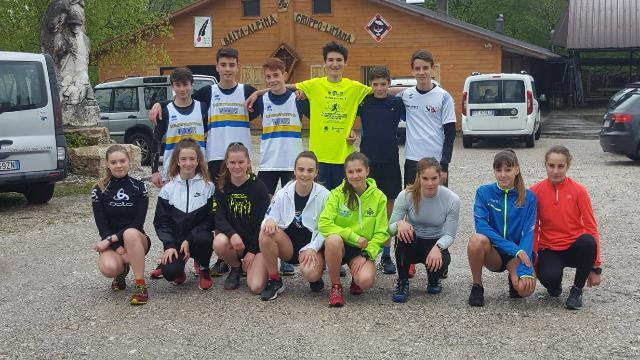 Corsa in montagna, Elio Dal Magro presenta i campi...