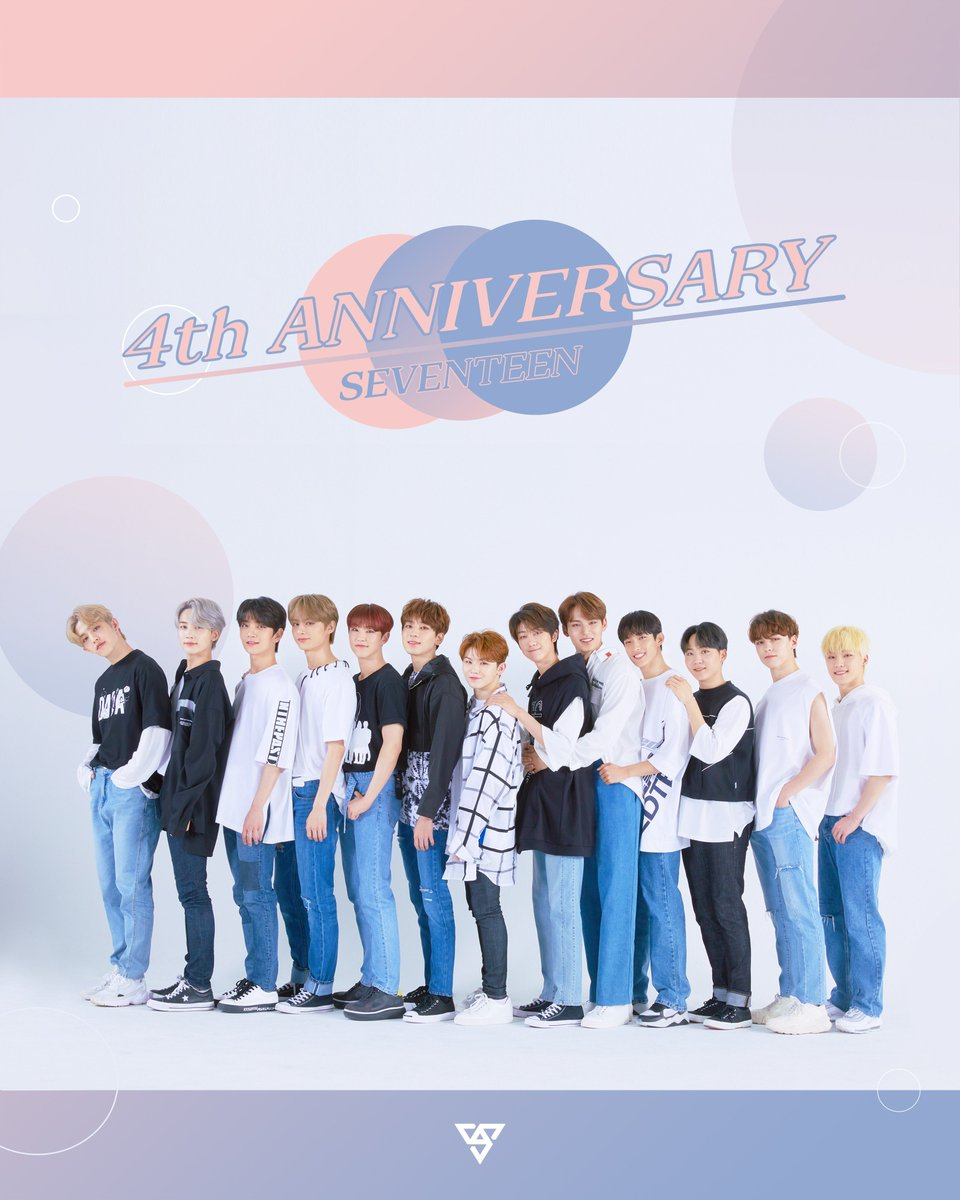 세븐틴(SEVENTEEN)'s photo on #SEVENTEEN_4TH_ANNIVERSARY