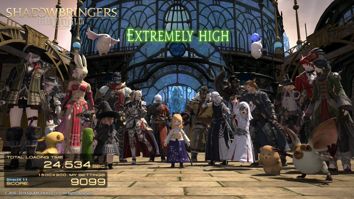 ff14shadowbringers hashtag on Twitter