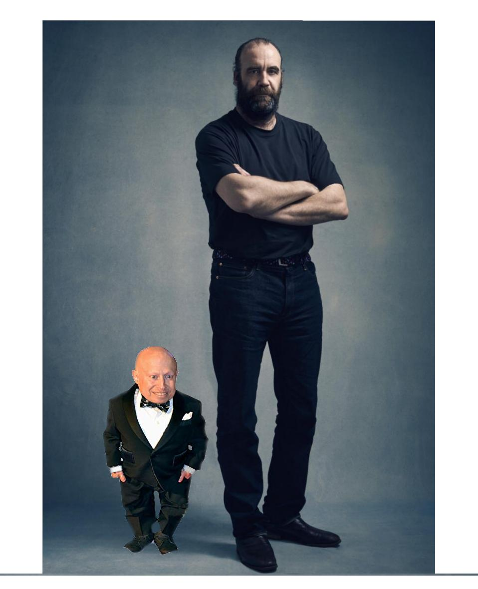 Mea culpa, the scale was incorrect the first time.  I think I&#39;ve got it now. #vernetroyer #rorymccann #gameofthrones #quickanddirty<br>http://pic.twitter.com/gUdFi8pNKR