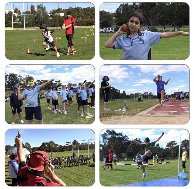 Week 5 sees us running athletics carnivals for @OLOWemuplains, @CronullaSouthPS and @AHPSFiveDock. We look forward to delivering a professional experience for our clients.<br>http://pic.twitter.com/UWTE4hNOsR