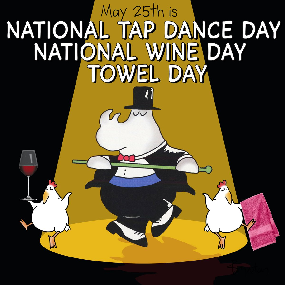 Sandra Boynton's photo on #NationalTapDanceDay