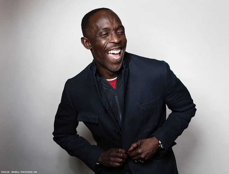"""Coming up: Actor Michael Kenneth Williams on his new role in the @Netflix series """"How They See Us"""" @BKBMG"""