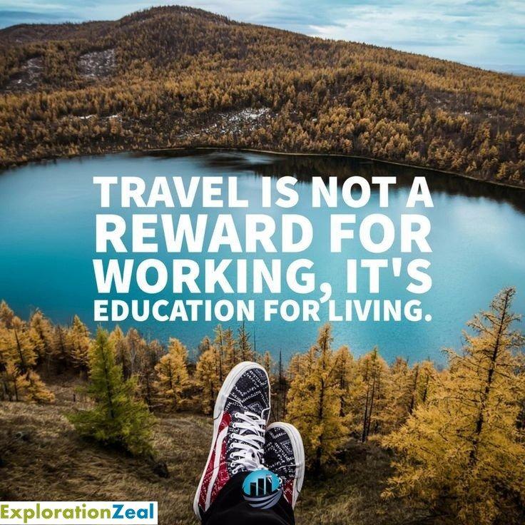 Travelling is not a reward for working, its a education for living. . . . . . #explorationzeal #chardham2019 #dodham2019 #badrinath #kedarnath #gangotri #yamunotri #uttarakhand #rishikesh #haridwar #delhi #india #travel #travelcompany #groupstravel #tourpackage #youth #spritual