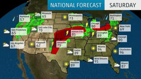 What to Watch Across the U.S. in Coming Days  From The Weather Channel iPhone App <br>http://pic.twitter.com/xWuBlgUON2
