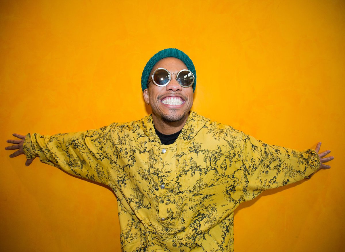 Coming up in #SaturdaySessions: @AndersonPaak on @CBSThisMorning Saturday