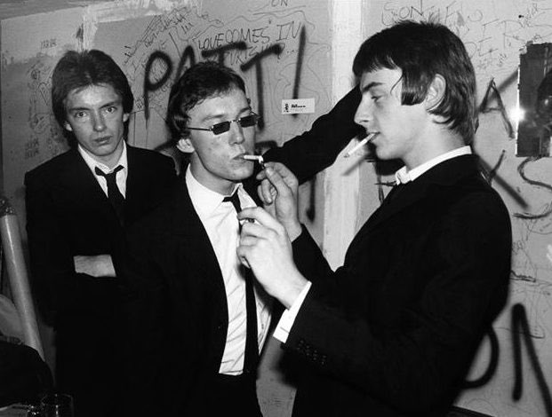 Happy Birthday Paul Weller, our great Modfather !!