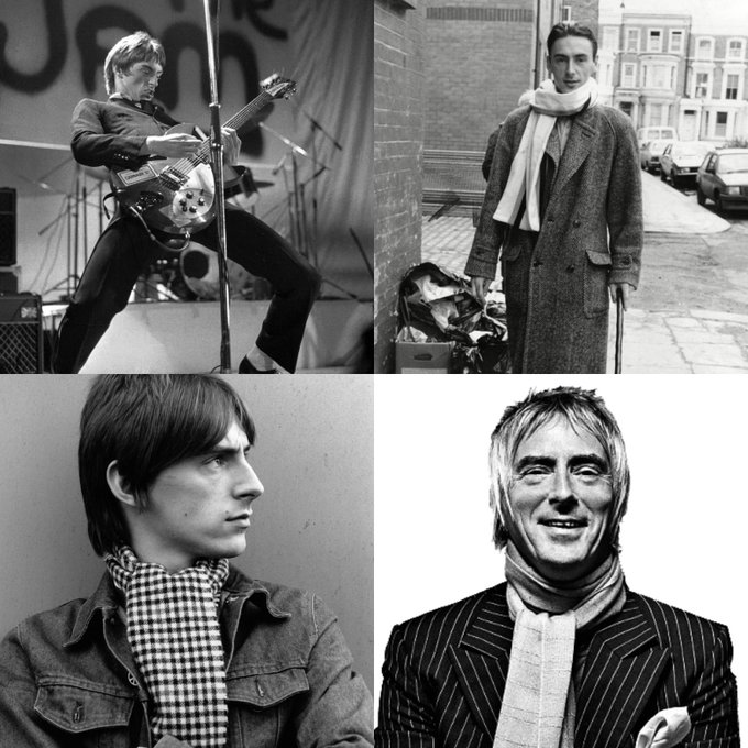 Happy birthday Paul Weller