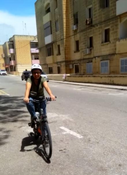 Greens bike