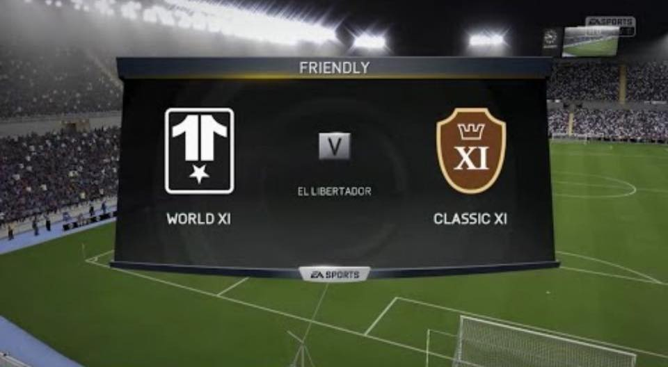 Only elites remember this derby.