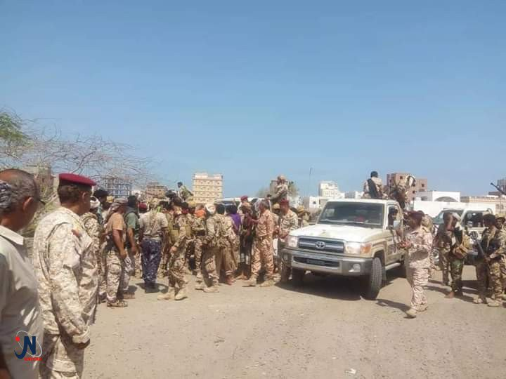 Myth of the Houthi force under the feet of southerners crushed  Al-Dhale' - http://NewsYemen.net  The Forces of Joint Resistance and Southern Resistance experienced military advance towards al-Fakher northwest of Qa'tabah district in al-Dhale' province. #Yemen #Liberation #KSA