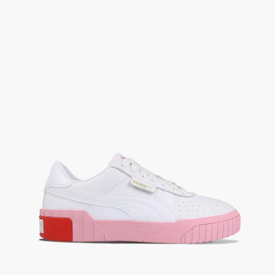 Sport shoes are the most fashionable element of street fashion. #Puma #x #Cali set with a denim skirt or sweatshirt dress and create a fashionable outfit! https://sneakerstudio.com/product-eng-21500-Puma-x-Cali-369155-02.html…