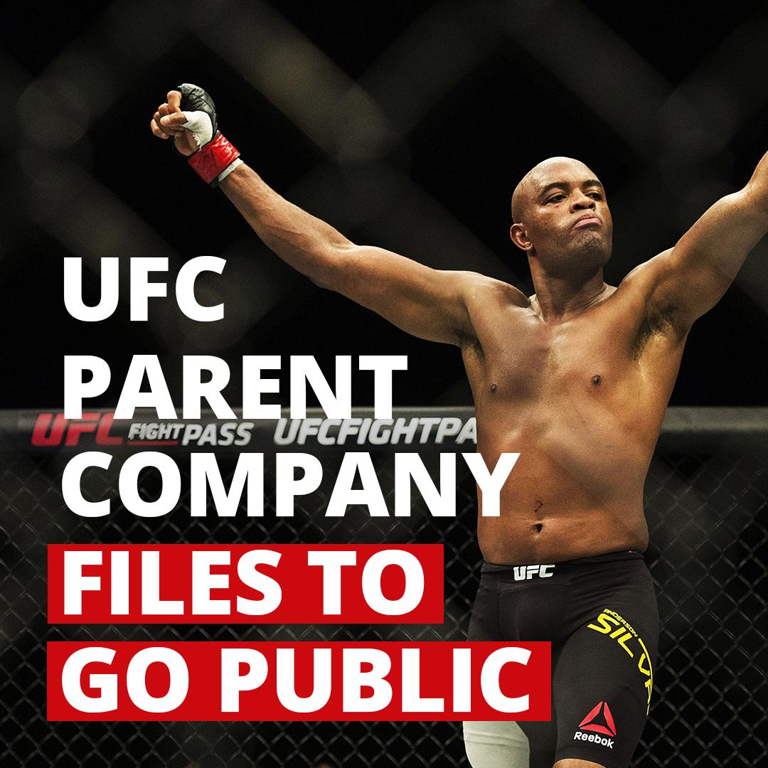 UFC's parent company, Endeavor, has filed to go public.  . . . #UFC #ESPN #NHL #NFL #MissUniverse #Endeavor #Talent #TalentAgency #Fighters #Fighting #sports #ipo #stocks #stockmarket #trading #public #investing #investment #investor #nyse #wallstreet #finance #publicoffering