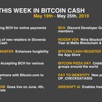 Image for the Tweet beginning: This Week in #BCH |