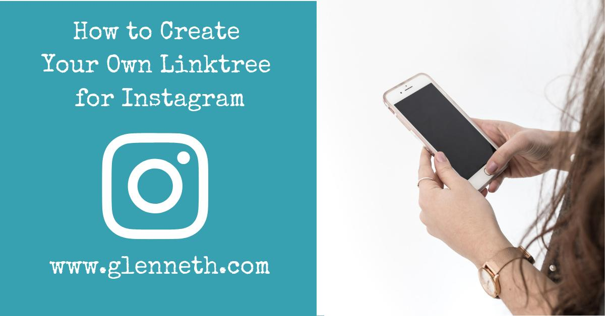 ICYMI: How To Create Your Own Linktree For Instagram >> Drive People Directly to Your Website From Instagram WIthout Using a 3rd Party Software #socialmedia #instagram #howto https://buff.ly/2LFIJNC via @glennethdotcom