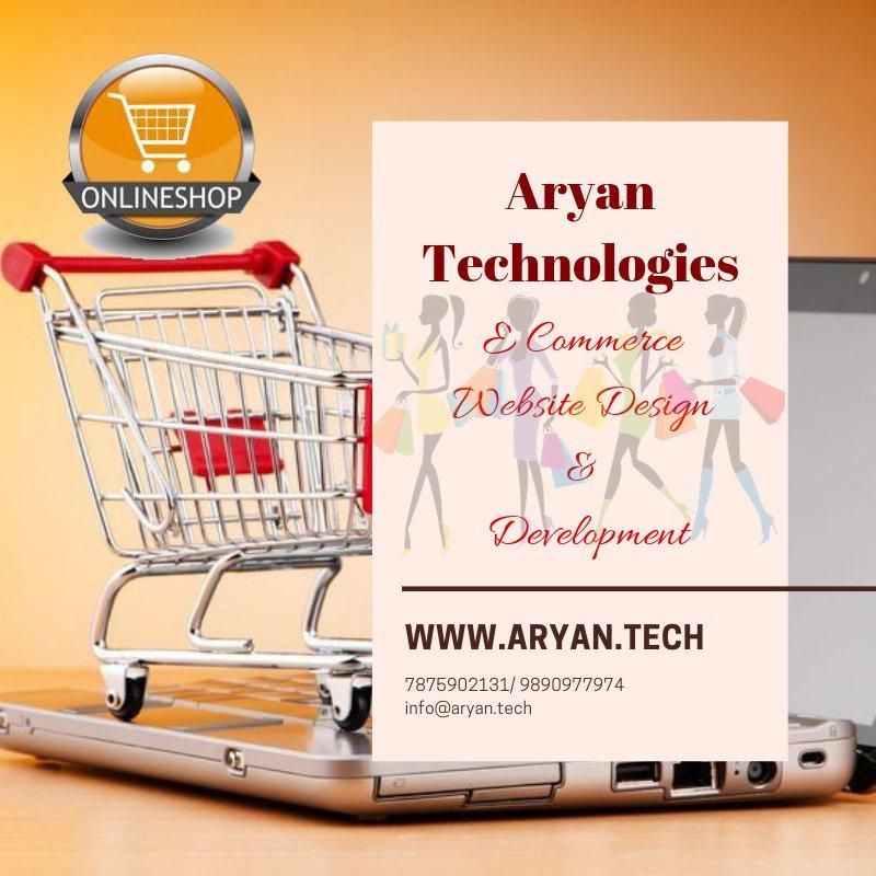 Visit - http://www.aryan.tech Mail - info@aryan.tech Contact - 9890977974 / 7875902131 #webdesign #development #CrossBrowserCompatibility #UniqueDesign #costomizedsoftware #websitedesign #webdevelopment #ecomerce #businessmarketing #ecommerce #shopingwebsite #aryantechnologies