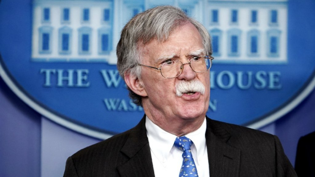 The darkness comes in the form of Bolton.  http://ow.ly/gtQr50uppNq  #world #conflict #usa #iran #bolton