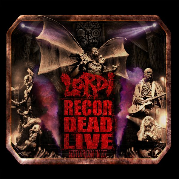 """Creepy-crawly atmosphere in summer: On 26th July, the Finnish monster #LORDI release their brand-new DVD """"#RecordeadLive – #Sextourcism In Z7"""" via AFM Records/Soulfood Music. Read more over at: https://t.co/wBgcW7tBHP https://t.co/vzVCdV7OcW"""