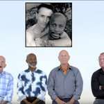 Image for the Tweet beginning: Older Gay Men Look Back