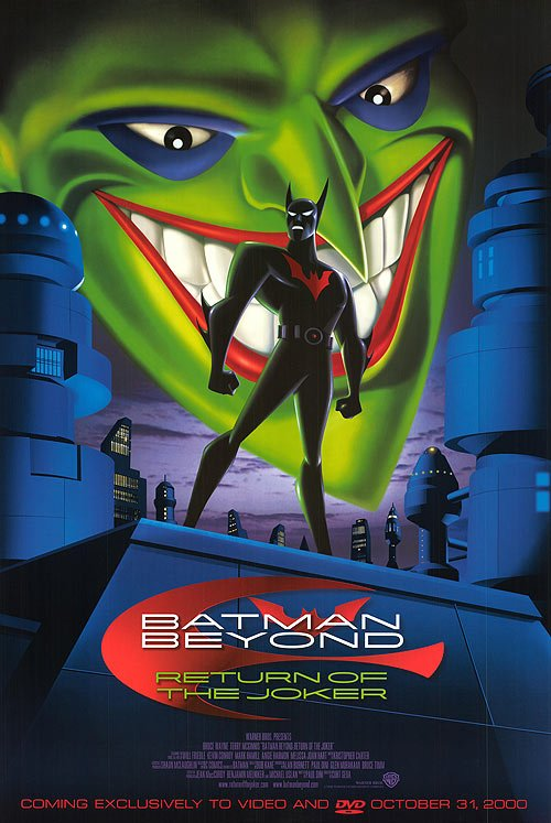 #TrophyUnlocked's #SaturdayMorning #Review #Batman Beyond: Return of the #Joker (2000) Voices of  Will Friedle, Kevin Conroy, Mark Hamill, Dean Stockwell, Angie Harmon, Tara Strong Directed by Curt Geda #animation #superhero #mystery https://tinyurl.com/y2lbzm5q