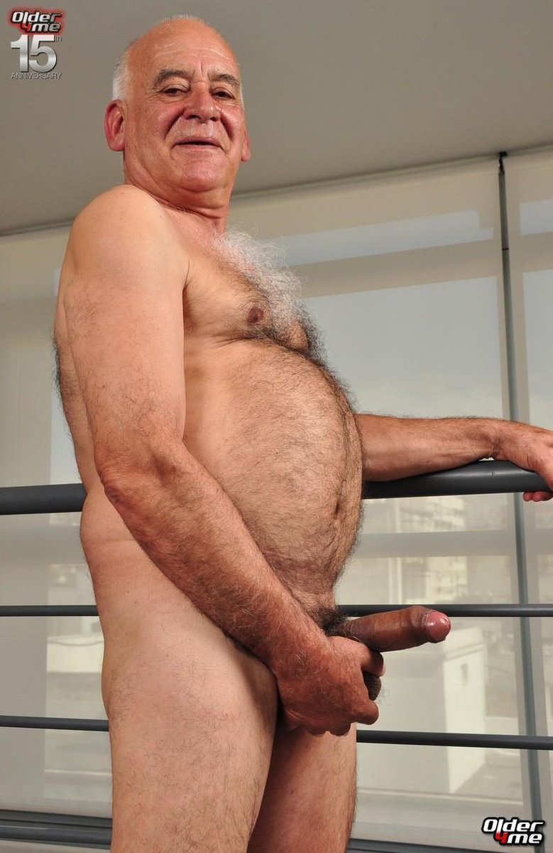 Asian older men naked photos and hot hairy